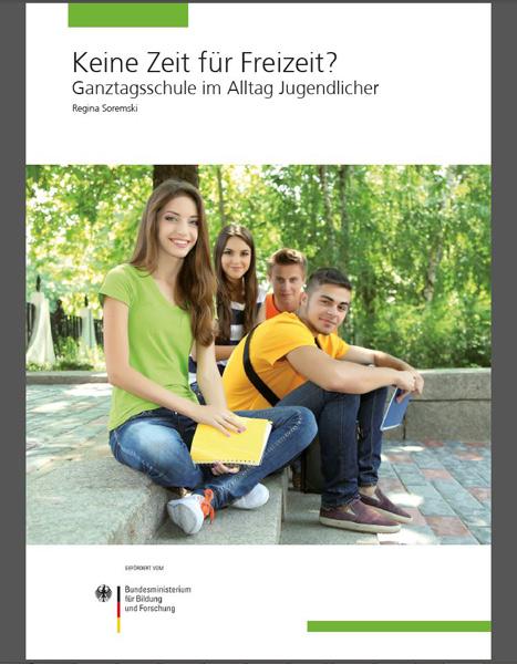 Broschüre Bildungsministerium 2014 - Keine Zeit für freie Zeit